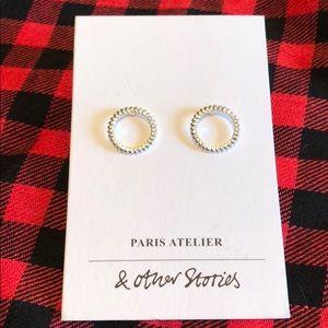 Jewelry - Paris Atelier Earrings. NEW!